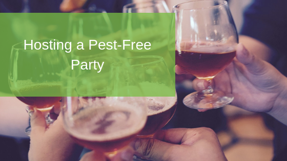 Hosting a Pest-Free Party