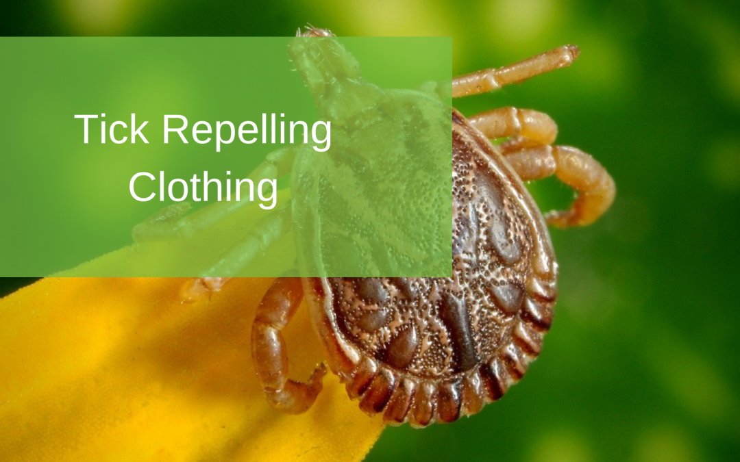 Tick Repelling Clothing